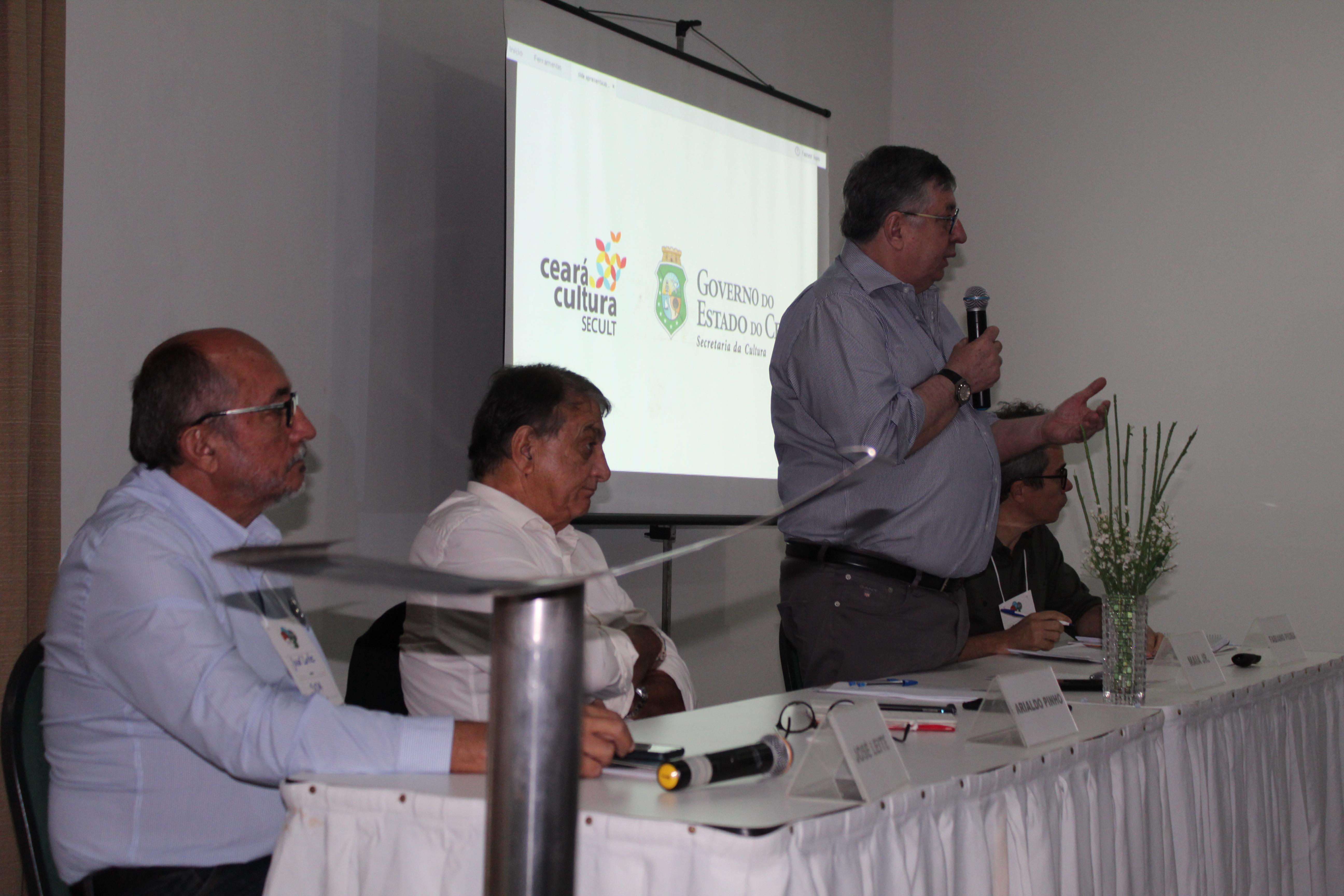 Sedet discute estratégias para crescimento econômico do Ceará com integrantes da Rede de Desenvolvimento