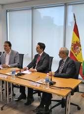 Empresários espanhóis conhecem potencialidades cearenses