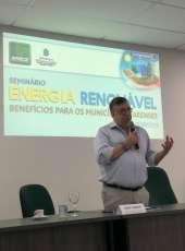 Governo estimula municípios a facilitar investimentos em geração de energias renováveis