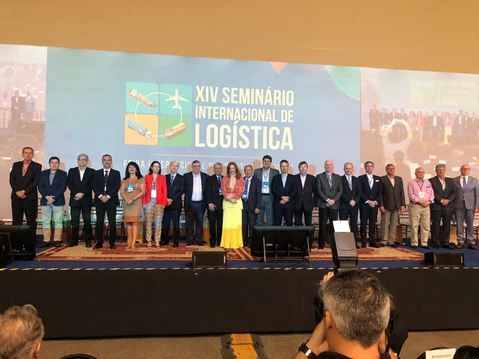 Sedet e vinculadas participam da Expolog 2019