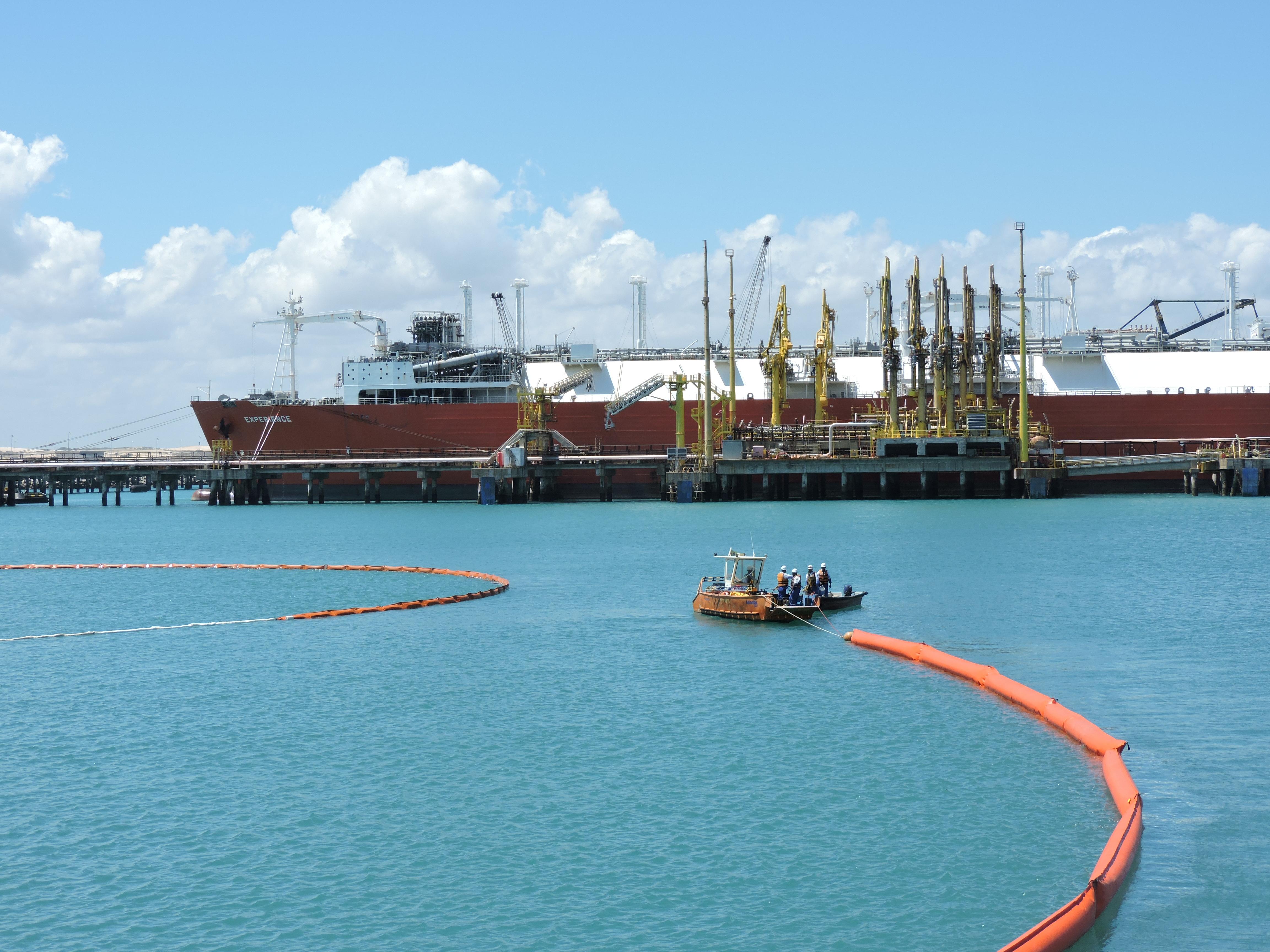 Porto do Pecém realiza simulado de emergência