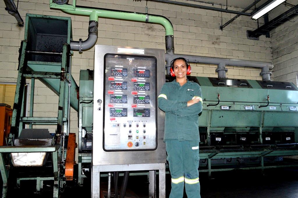 Mulheres da siderurgia transformam realidades e inspiram novas gerações
