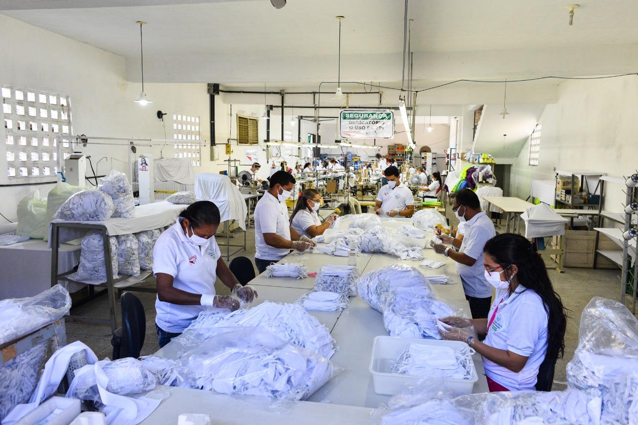 90% dos empregos no Ceará são retomados com o avanço de fases na economia