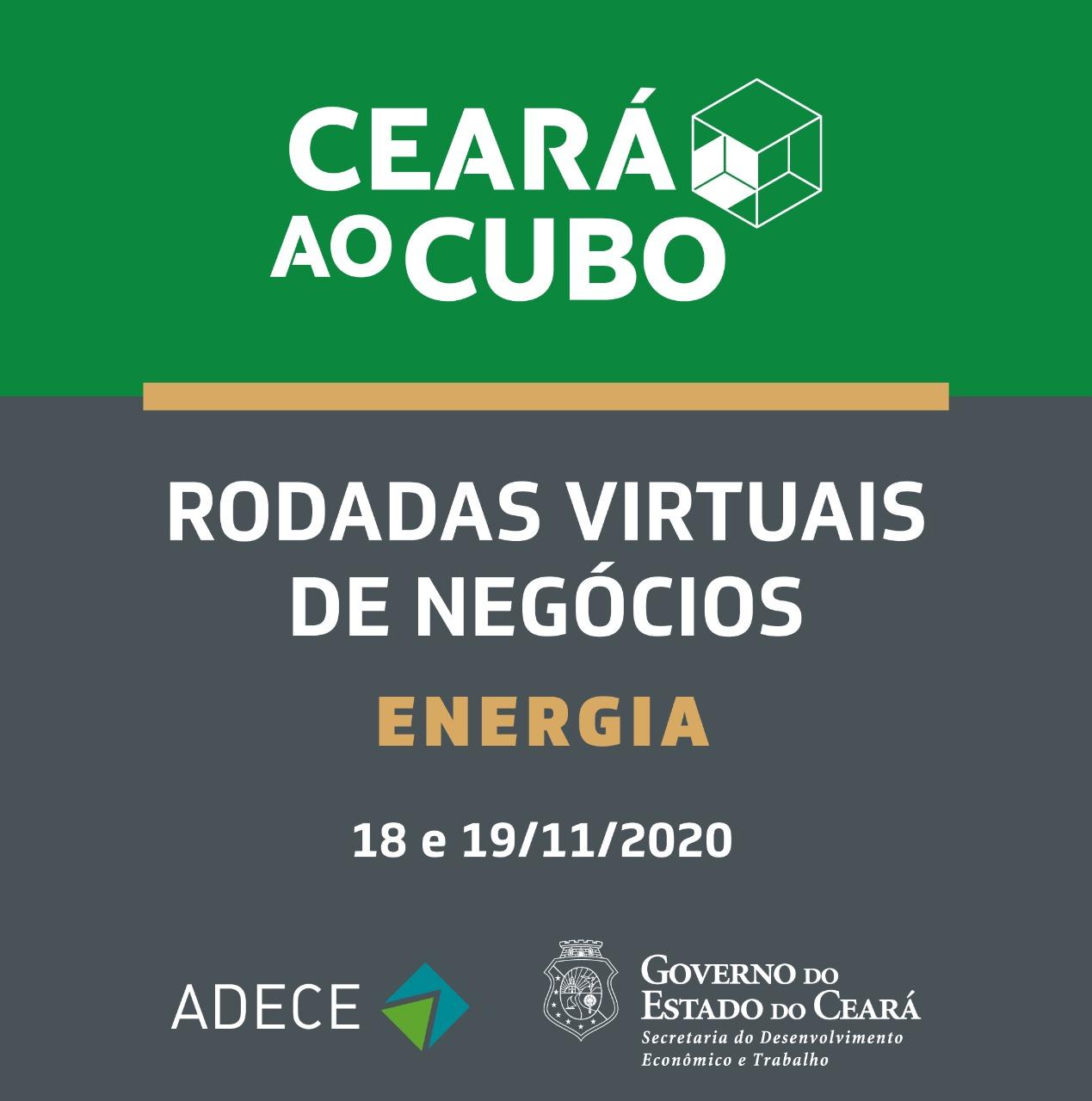 Rodada Virtual de Negócios de Energias tem nova data para realização