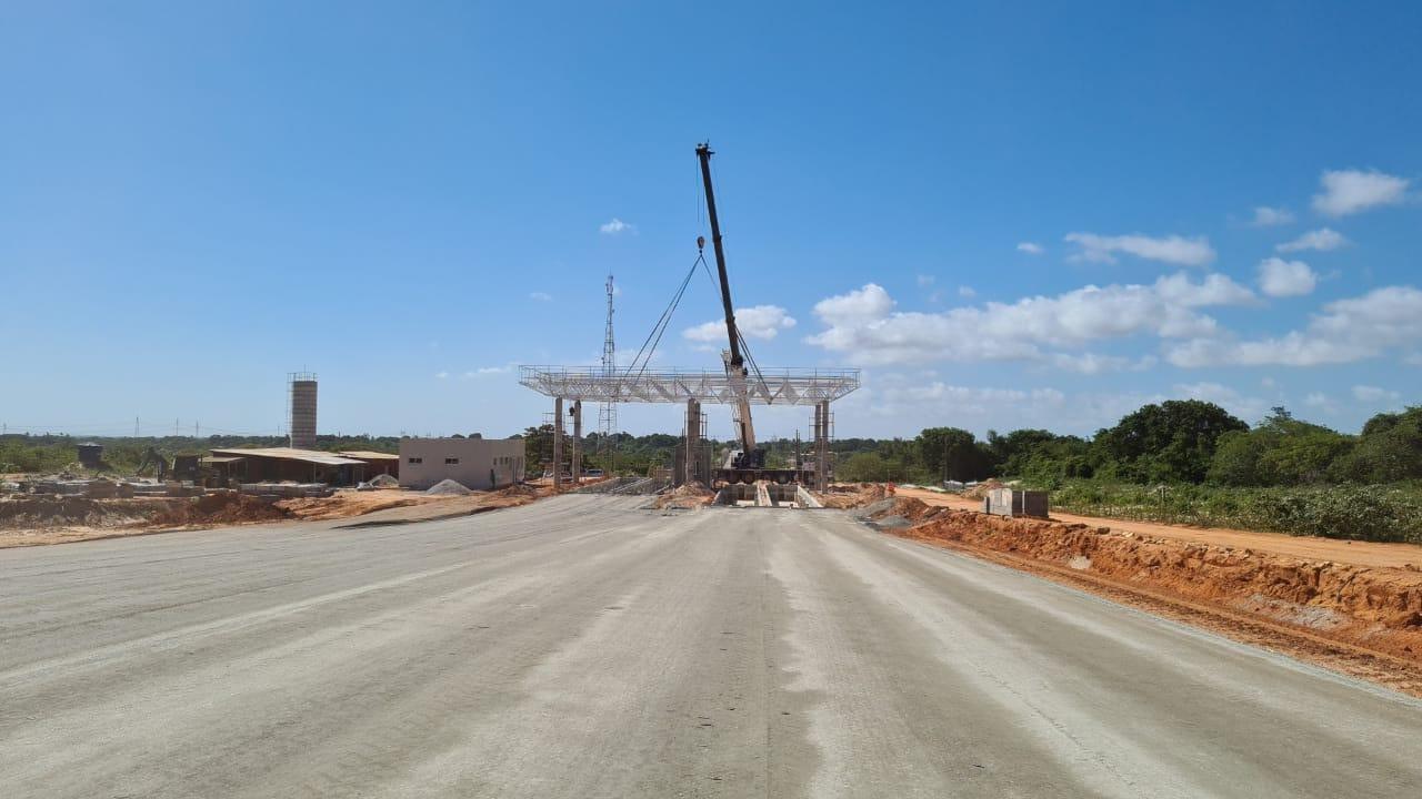 Obras de expansão da Zona de Processamento de Exportação (ZPE) do Ceará atingem 80% de conclusão em fevereiro